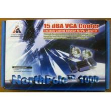 Кулер для видео-карты GlacialTech NorthPole 1000 (Липецк)