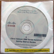85-5777-01 Cisco Catalyst 2960 Series Switches Getting Started Guides CD (80-9004-01) - Липецк