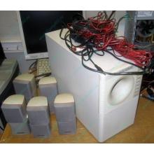 Компьютерная акустика Microlab 5.1 X4 (210 ватт) в Липецке, акустическая система для компьютера Microlab 5.1 X4 (Липецк)