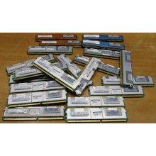 Серверная память HP 398706-051 (416471-001) 1024Mb (1Gb) DDR2 ECC FB (Липецк)