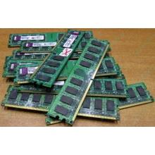 ГЛЮЧНАЯ/НЕРАБОЧАЯ память 2Gb DDR2 Kingston KVR800D2N6/2G pc2-6400 1.8V  (Липецк)
