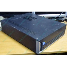 Компьютер Intel Core 2 Quad Q8400 (4x2.66GHz) /2Gb DDR3 /250Gb /ATX 250W Slim Desktop (Липецк)