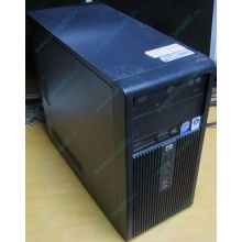 Компьютер HP Compaq dx7400 MT (Intel Core 2 Quad Q6600 (4x2.4GHz) /4Gb /250Gb /ATX 300W) - Липецк