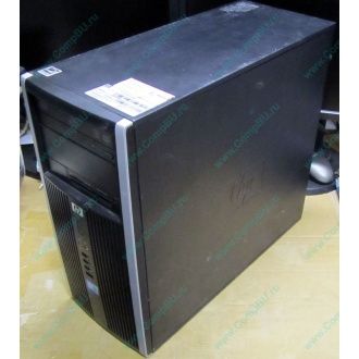 Б/У компьютер HP Compaq 6000 MT (Intel Core 2 Duo E7500 (2x2.93GHz) /4Gb DDR3 /320Gb /ATX 320W) - Липецк