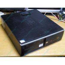 Б/У компьютер HP Compaq 6000 SFF (Intel Pentium Dual Core E5400 (2x2.7GHz) /2Gb /320Gb /ATX 240W minidesktop /WINDOWS 7 PRO) - Липецк