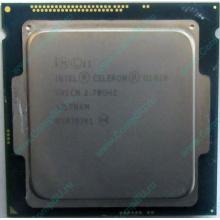 Процессор Intel Celeron G1820 (2x2.7GHz /L3 2048kb) SR1CN s.1150 (Липецк)