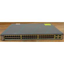 Б/У коммутатор Cisco Catalyst WS-C3750-48PS-S 48 port 100Mbit (Липецк)