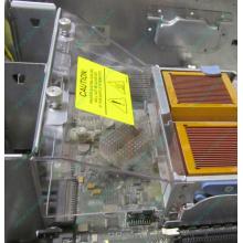 Прозрачная пластиковая крышка HP 337267-001 для подачи воздуха к CPU в ML370 G4 (Липецк)