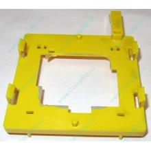 Жёлтый держатель-фиксатор HP 279681-001 для крепления CPU socket 604 к радиатору (Липецк)