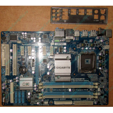 Материнская плата Gigabyte GA-EP45T-UD3LR rev 1.3 Б/У (Липецк)