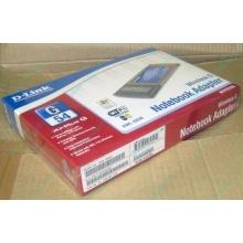 Wi-Fi адаптер D-Link AirPlusG DWL-G630 (PCMCIA) - Липецк